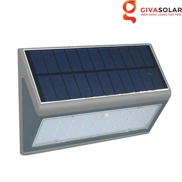 Đèn LED treo tường năng lượng mặt trời GV-WL0712
