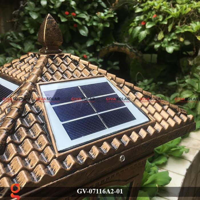 Đèn trụ cổng năng lượng mặt trời GV-07116A2-01 4