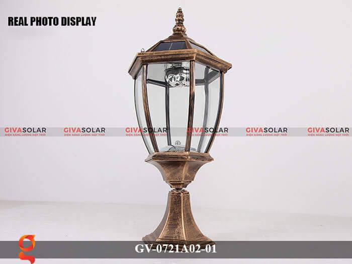 Đèn trụ cổng năng lượng mặt trời GV-0721A02-01 14