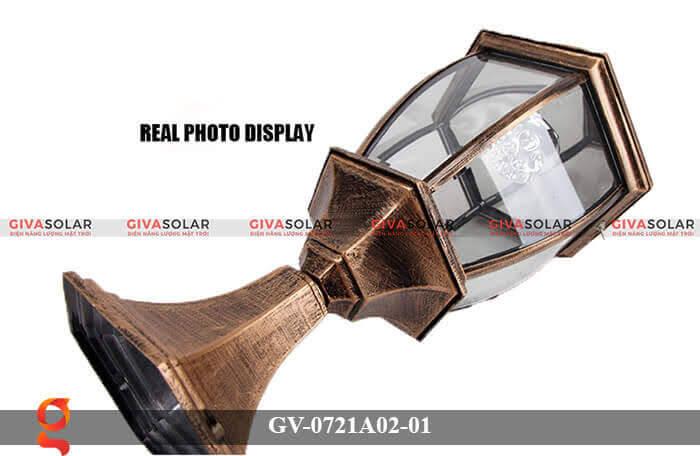 Đèn trụ cổng năng lượng mặt trời GV-0721A02-01 8
