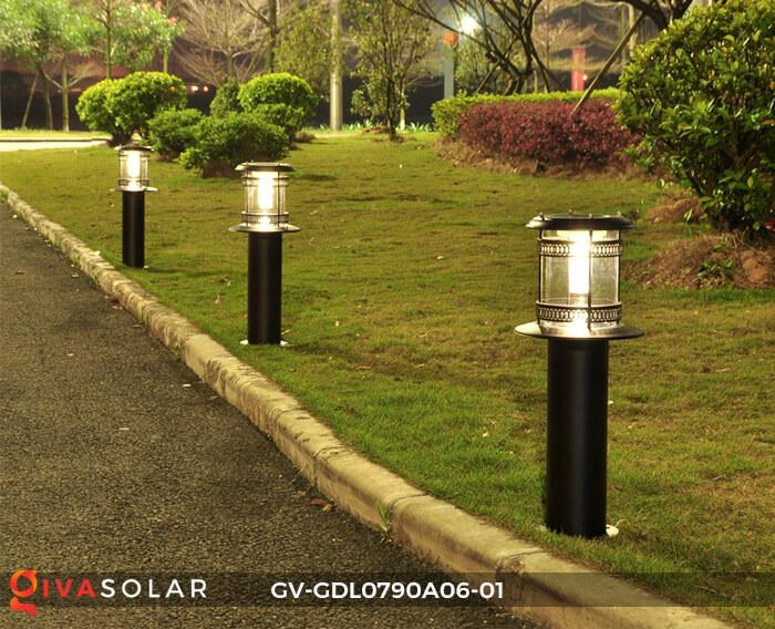 Đèn trụ chiếu sáng sân vườn GV-GDL0790A06-01 1