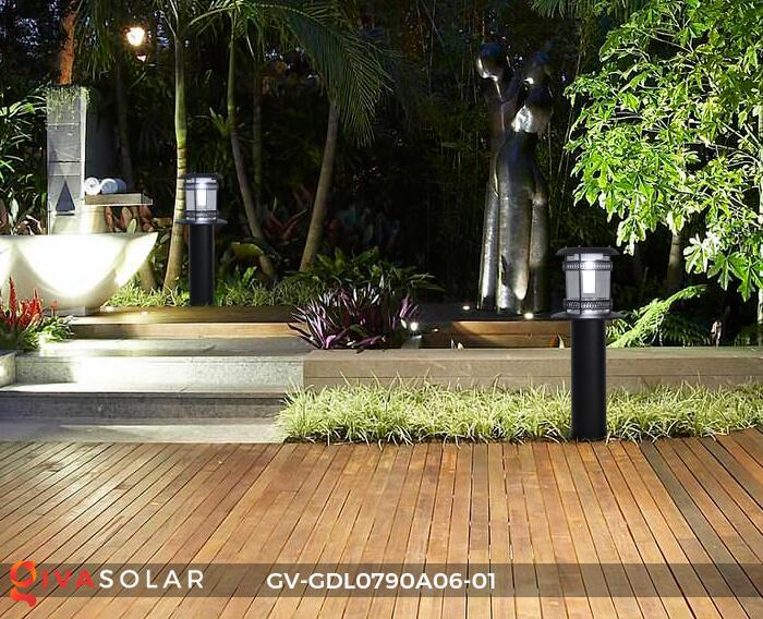 Đèn trụ chiếu sáng sân vườn GV-GDL0790A06-01 2
