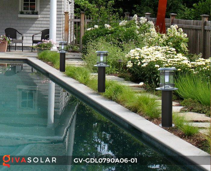 Đèn trụ chiếu sáng sân vườn GV-GDL0790A06-01 4