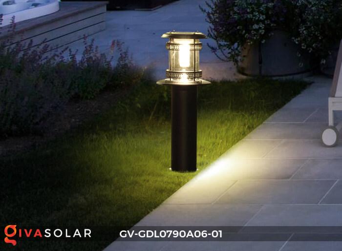 Đèn trụ chiếu sáng sân vườn GV-GDL0790A06-01 5