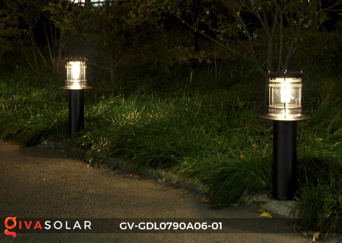 Đèn trụ chiếu sáng sân vườn GV-GDL0790A06-01 6