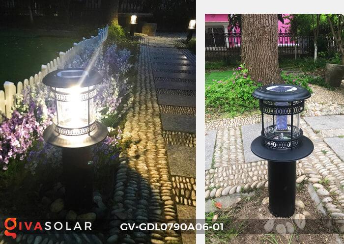 Đèn trụ chiếu sáng sân vườn GV-GDL0790A06-01 7