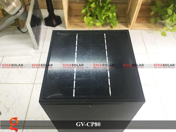Đèn trang trí sân vườn cao cấp năng lượng mặt trời GV-CP80 9
