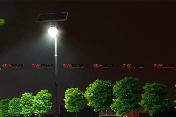 Đèn đường năng lượng mặt trời là gì 1