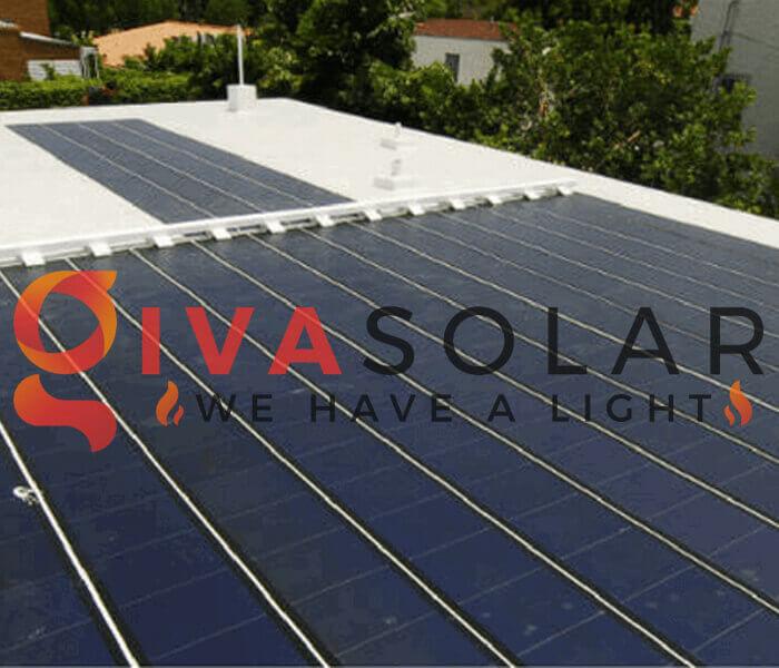 Tấm pin năng lượng mặt trời màng mỏng