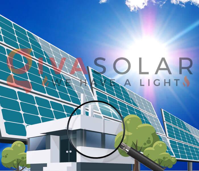 Điều cần làm trước khi mua tấm pin năng lượng mặt trời