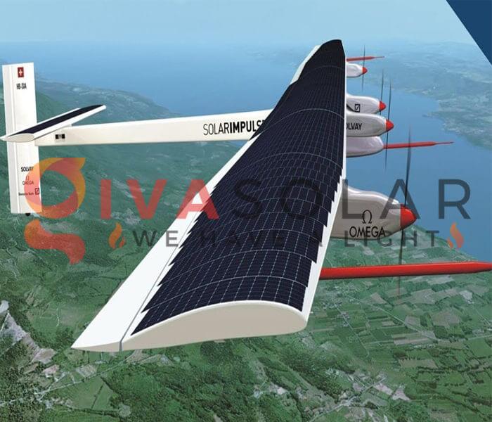 Máy bay năng lượng mặt trời SI2