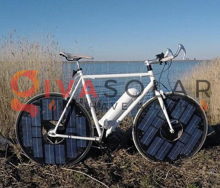 Xe đạp năng lượng mặt trời Solarbike