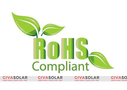 Tiêu chuẩn RoHS là gì 2