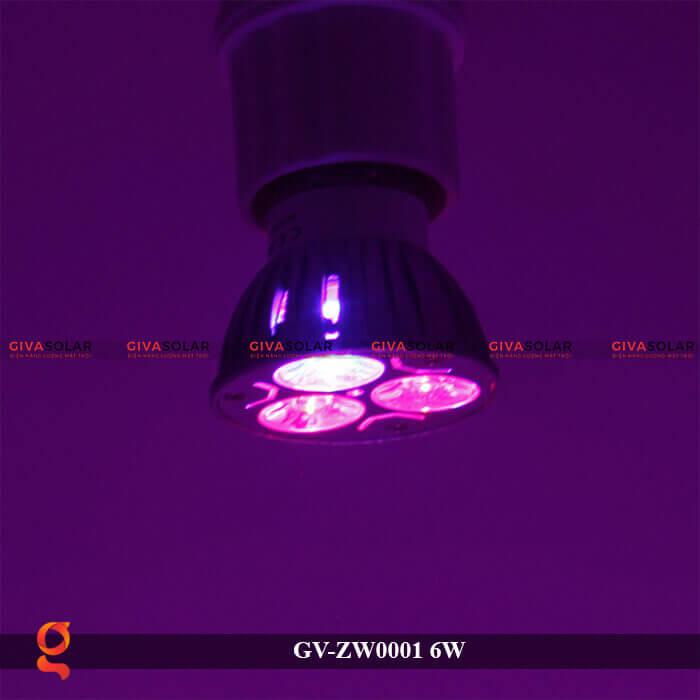 Bóng đèn Led quang hợp GV-ZW0001 6W 5