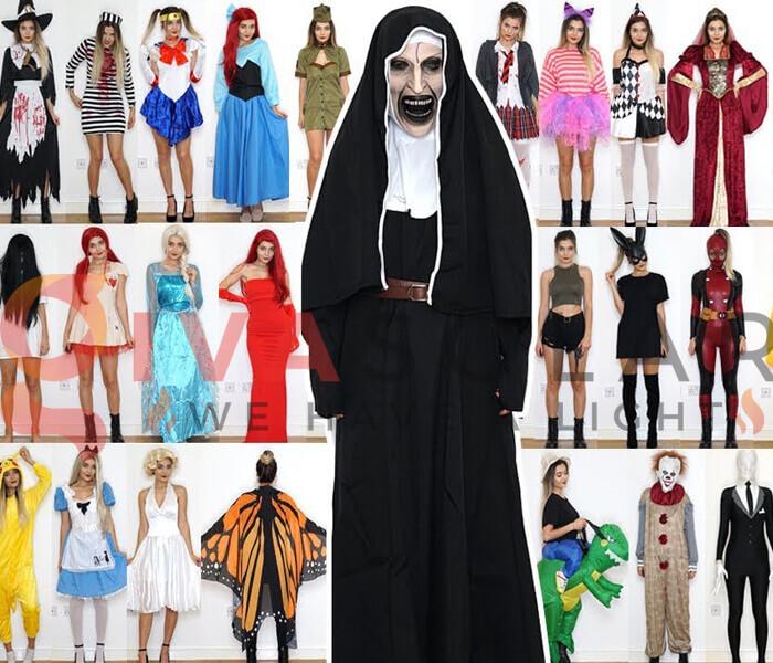 Cách chọn trang phục Halloween 1