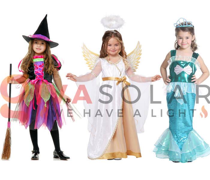 Cách chọn trang phục Halloween 10