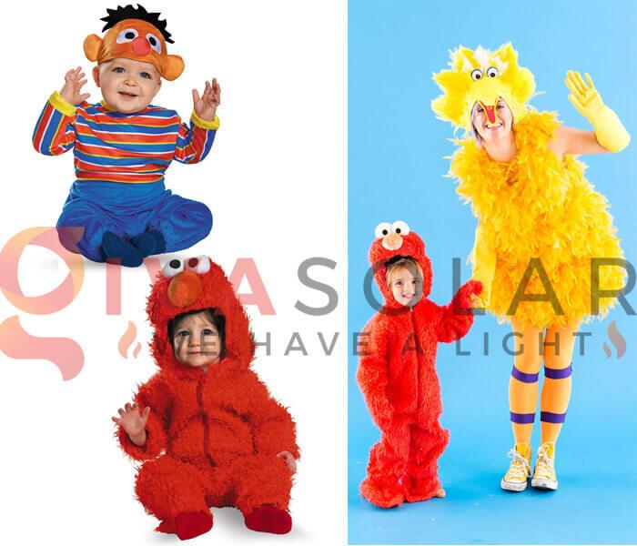 Cách chọn trang phục Halloween 12