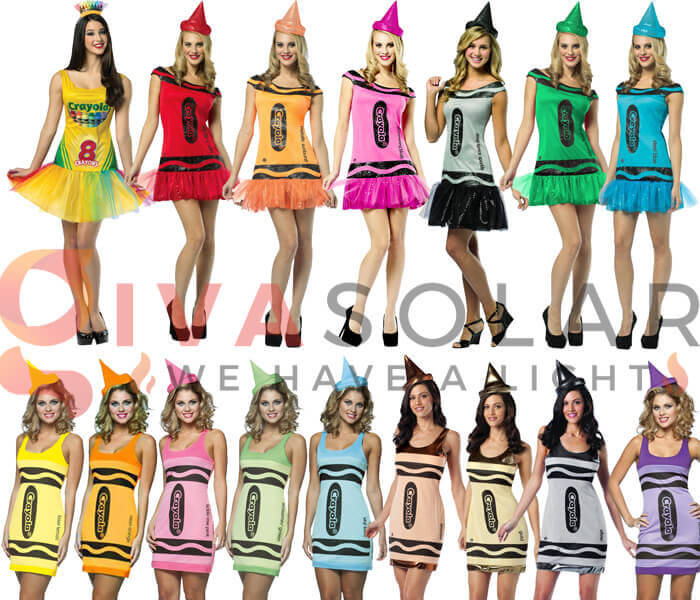 Cách chọn trang phục Halloween 13