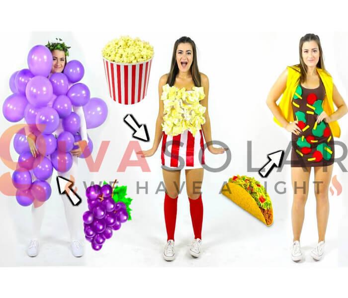 Cách chọn trang phục Halloween 15