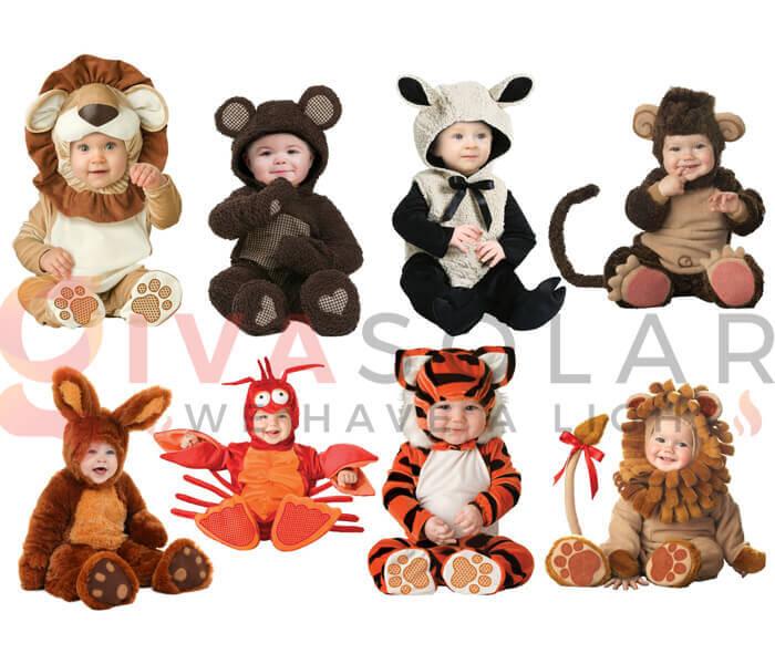 Cách chọn trang phục Halloween 16