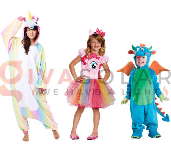 Cách chọn trang phục Halloween 17
