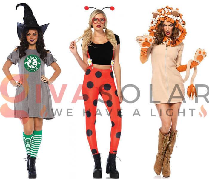Cách chọn trang phục Halloween 2