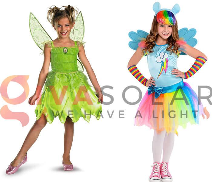 Cách chọn trang phục Halloween 4