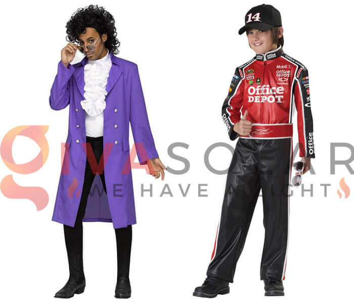 Cách chọn trang phục Halloween 5