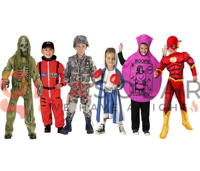 Cách chọn trang phục Halloween 8