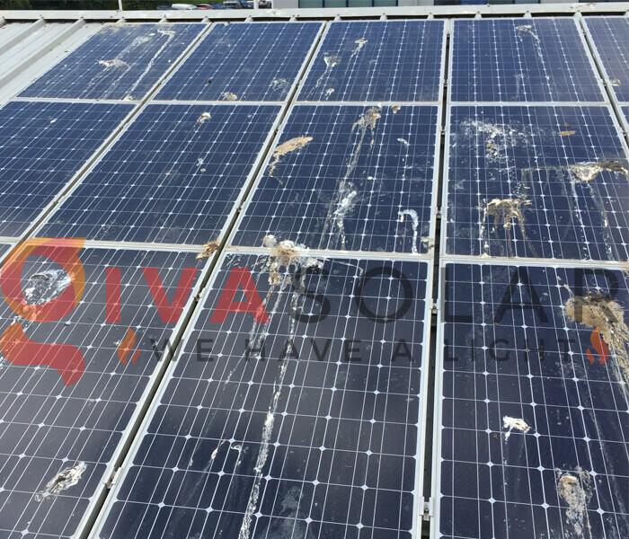 Lý do nên làm sạch pin năng lượng mặt trời