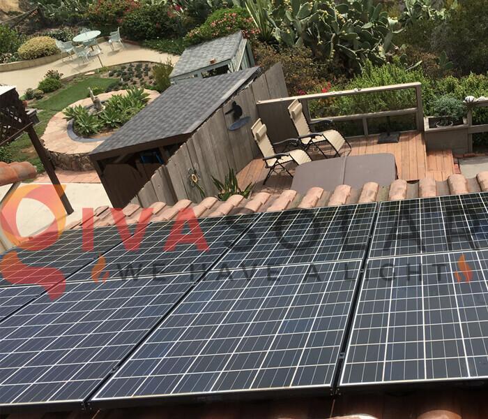 Thời gian bao lâu để làm sạch pin năng lượng mặt trời?
