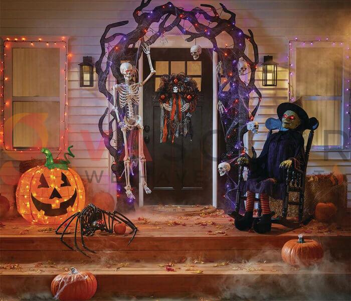 Cách trang trí Halloween cho ngôi nhà của bạn 1