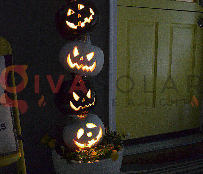 Cách trang trí Halloween cho ngôi nhà của bạn 11