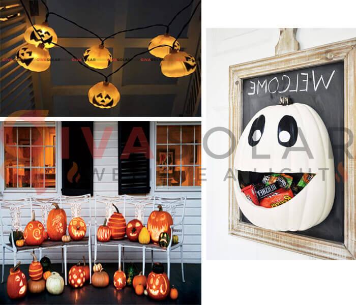 Cách trang trí Halloween cho ngôi nhà của bạn 12