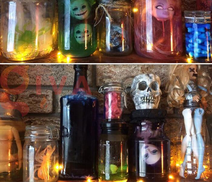 Cách trang trí Halloween cho ngôi nhà của bạn 13