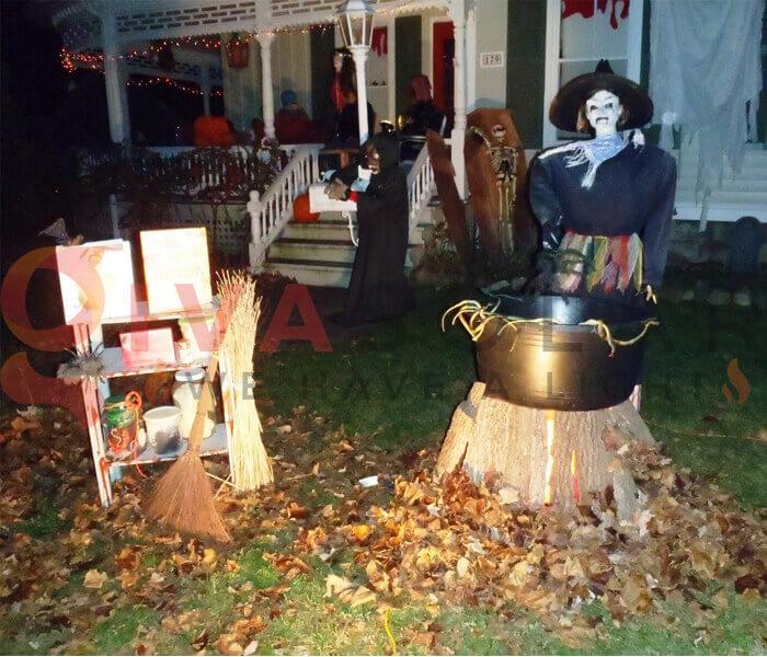 Cách trang trí Halloween cho ngôi nhà của bạn 2