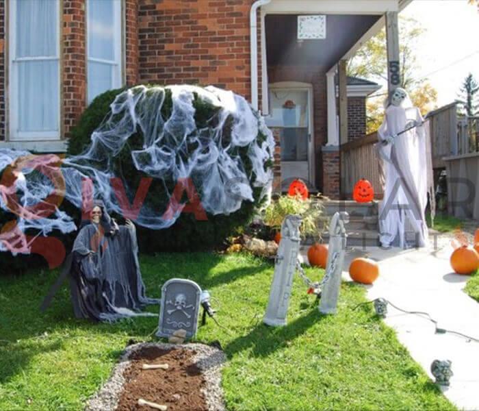 Cách trang trí Halloween cho ngôi nhà của bạn 3