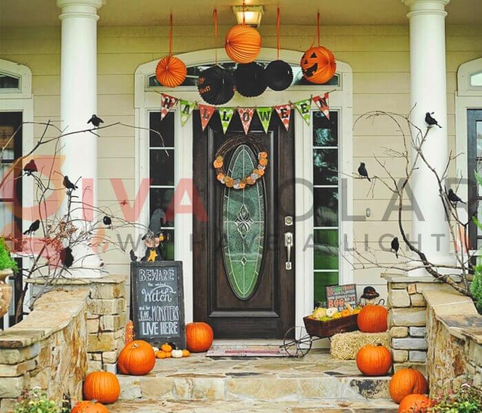 Cách trang trí Halloween cho ngôi nhà của bạn 4