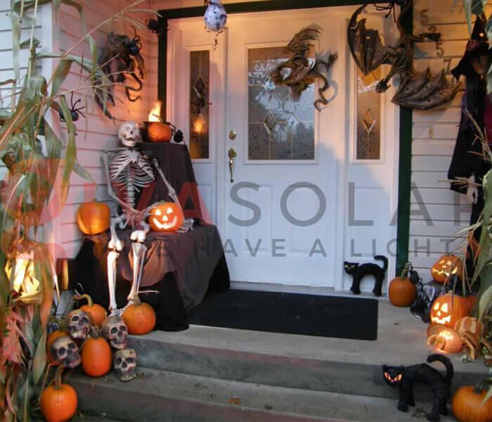 Cách trang trí Halloween cho ngôi nhà của bạn 5