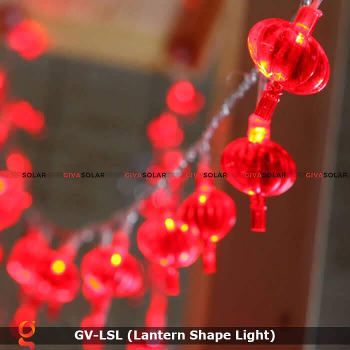 Dây đèn led hình lồng đèn độc đáo GV-LSL 1