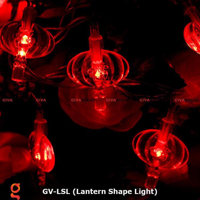 Dây đèn led hình lồng đèn độc đáo GV-LSL 12