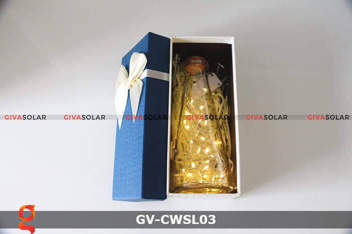 Dây led nhỏ gọn trang trí trong nhà, ngoài trời GV-CWSL03 12