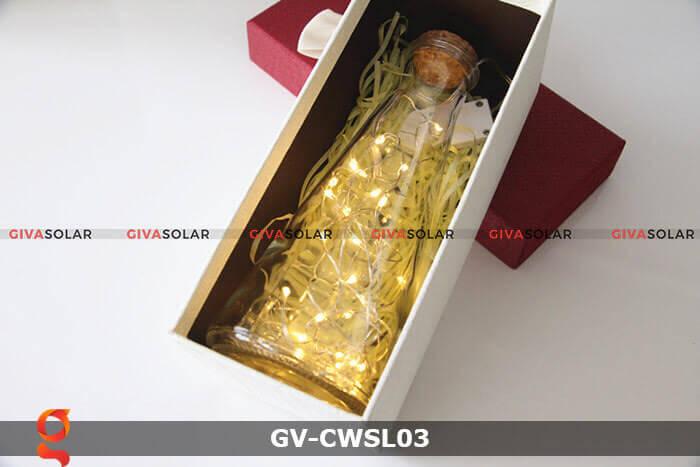Dây led nhỏ gọn trang trí trong nhà, ngoài trời GV-CWSL03 9