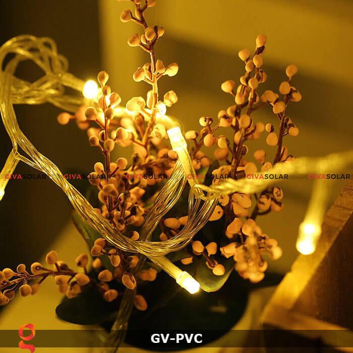Dây led nhựa dẻo siêu bền, siêu sáng GV-PVC 12