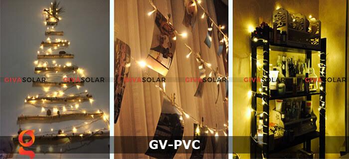 Dây led nhựa dẻo siêu bền, siêu sáng GV-PVC 9