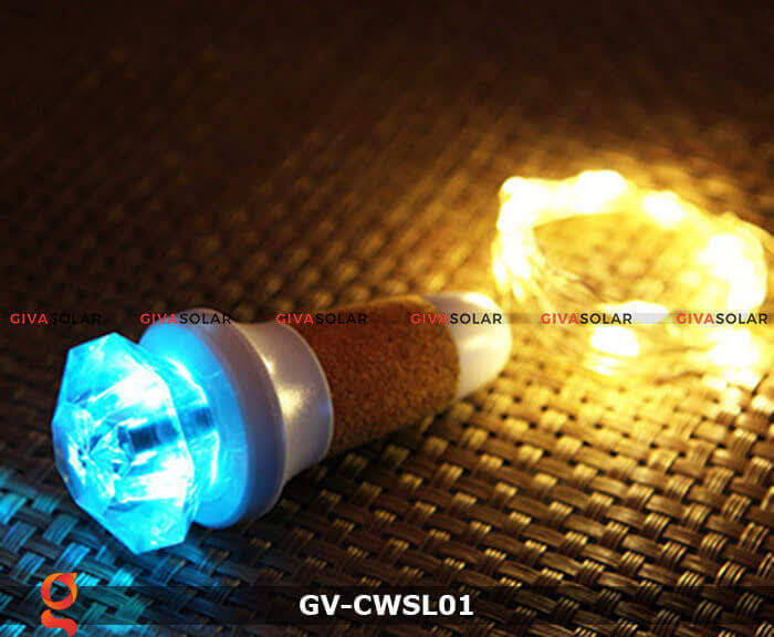 Dây led nút chai trang trí tiệc guầy Bar GV-CWSL01 2