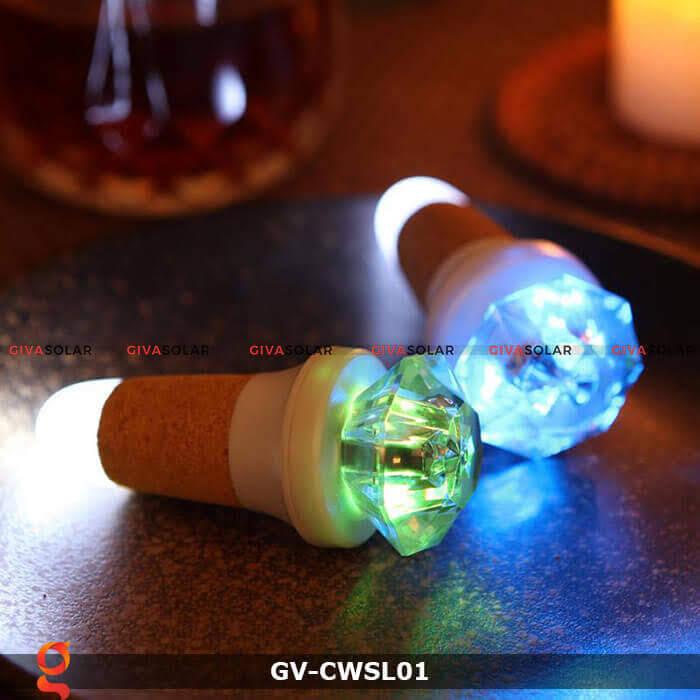 Dây led nút chai trang trí tiệc guầy Bar GV-CWSL01 6