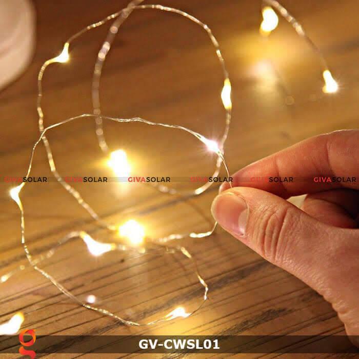Dây led nút chai trang trí tiệc guầy Bar GV-CWSL01 9