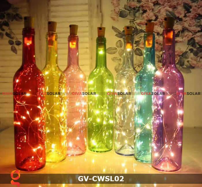 Dây led nút chai trang trí tiệc GV-CWSL02 1