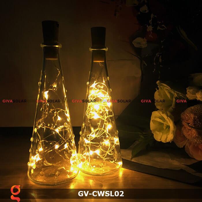 Dây led nút chai trang trí tiệc GV-CWSL02 2